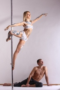 Pole Dance couple 2