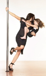 poledance bonding